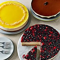 Shop desserts and heese