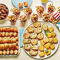 Shop children's party food
